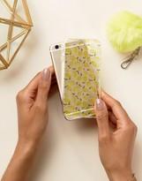 Signature Lemon Print Iphone 6 Case