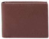 Jack Spade Barrow Leather Bifold Wallet