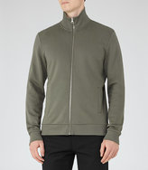 Reiss Molton Funnel Collar Jumper