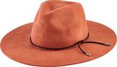 San Diego Hat Company Women's Floppy Fedora with Braided Trim WFH8047