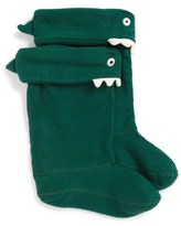 Joules Boy's 'Animal Welly' Fleece Socks