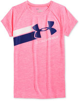 Under Armour Fast Lane T-Shirt, Big Girls (7-16)