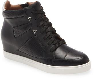 Linea Paolo Farley Wedge Sneaker