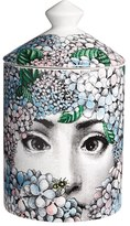 Fornasetti 'Ortensia - Flora' Lidded Candle