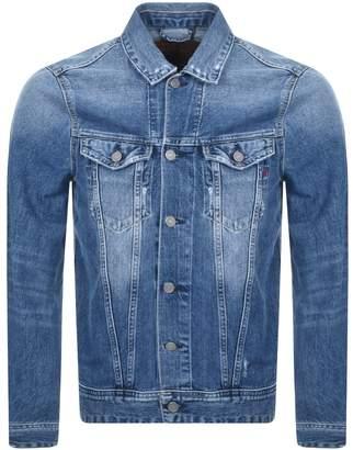 Replay 301 Denim Jacket Blue