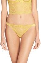 Wacoal Women's Chrystalle Tanga Panty