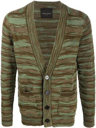 Roberto Collina knitted V-neck cardigan