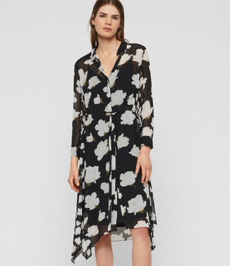 AllSaints Riva Caro Dress
