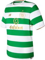 New Balance Celtic FC Home Short Sleeved Shirt