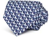Salvatore Ferragamo Seal Snowflake Classic Tie