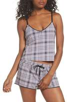 Psycho Bunny Women's Plaid Crop Top