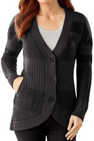 Smartwool Meran Long Cardigan Sweater - Merino Wool (For Women)
