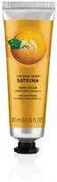 The Body Shop Mini Satsuma Hand Cream