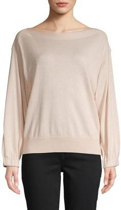 Brochu Walker Dakota Fine Knit Pullover