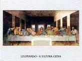 Leonardo 1art1 Posters Da Vinci Poster Art Print - Ultima Cena (28 x 20 inches)