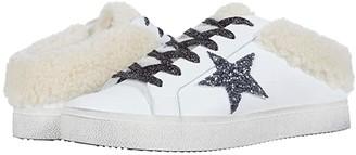Steve Madden Polaris Sneaker Mule (White/Natural) Women's Shoes