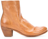 Officine Creative Chabrol ankle boots - women - Buffalo Leather/Calf Leather - 35