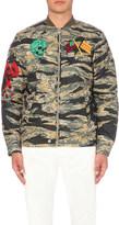 Diesel W-Camu shell jacket