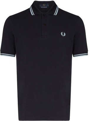 Fred Perry Twin tipped logo polo shirt