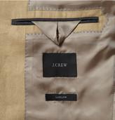 J.Crew Tan Ludlow Linen Suit Jacket