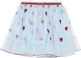 Gucci Appliqué tulle skirt 4-12 years