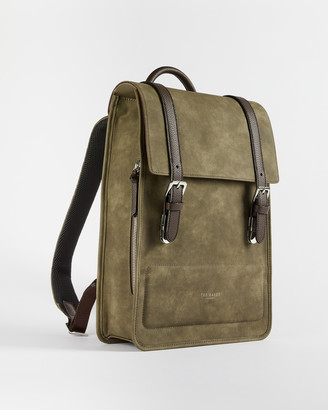 Ted Baker HIWAY Nubuck PU Backpack