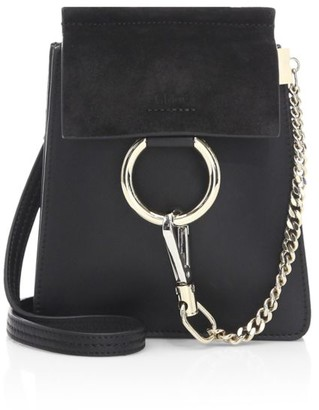 Chloé Mini Faye Leather Bracelet Bag