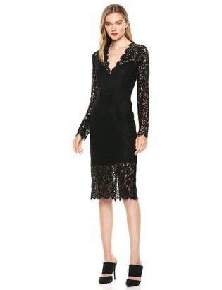Bardot Women's Midnight LACE Dress