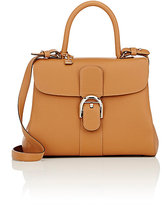 Delvaux Women's Brillant MM S Sellier Satchel-Brown