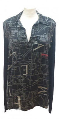 Gianfranco Ferre Multicolour Silk Top for Women
