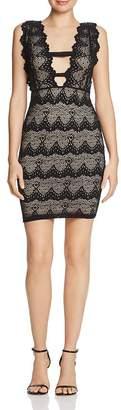 Nightcap Clothing Lima Lace Mini Dress