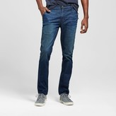 Mossimo Men's Skinny Fit Jeans Dark Wash