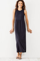 J. Jill Wearever Empire-Waist Maxi Dress