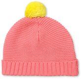Stella McCartney pink ferret hat