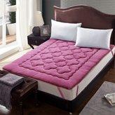 FCVS Thick warm TATAMI mattress/Collapsible non-slip mattress