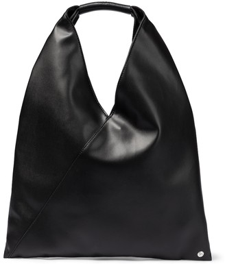 MM6 MAISON MARGIELA Japanese Small faux leather tote