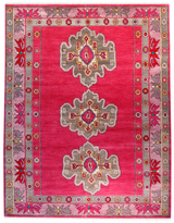 F.J. Kashanian One of a Kind Izmir Hand-Knotted Wool Rug