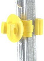 DARE PRODUCTS Super Snug T Post Insulator 25 Pk