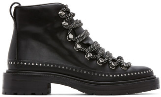 Rag & Bone Black Compass II Boots