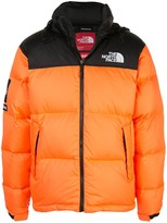 The North Face Supreme x padded coat