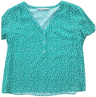 Calvin Klein Green Top for Women