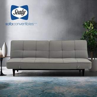 Sealy Sofa Convertibles Chandler Full Split Back Convertible Sofa Sofa Convertibles Color: Gray