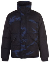 Armani Exchange Camo Padded Jacket