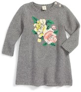 Infant Girl's Tucker + Tate Knit Sweater Dress
