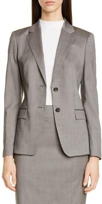 HUGO BOSS Jasuala Wool Suit Jacket