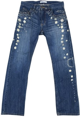 Tsumori Chisato Blue Denim - Jeans Jeans for Women