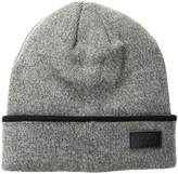 Levi's Men's Max Warmth Beanie with Solid Cuff Tipping Stripe