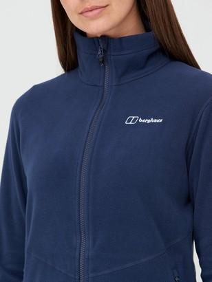 Berghaus Prism Full ZipFleece Jacket - Navy