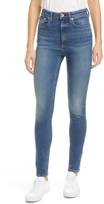 Rag & Bone Jane Super High Rise Skinny Jeans