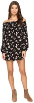 Brigitte Bailey Desirea Off the Shoulder Floral Dress Women's Dress
